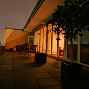 LICHTRAUM BERLIN in Abendstimmung